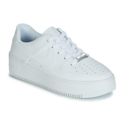 air force 1 nike femme blanche