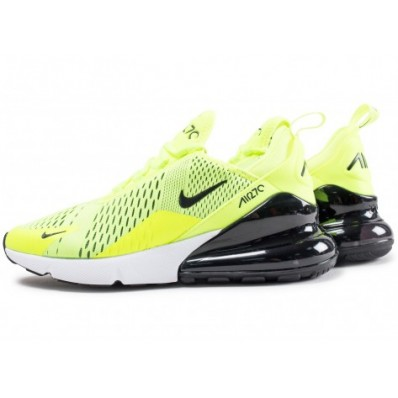 chaussure jaune fluo homme nike