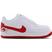 chaussure nike femme rouge et blanc