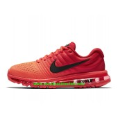 chaussures homme nike air max rouge