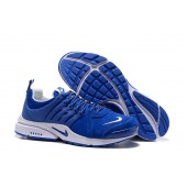 chaussures homme nike bleues